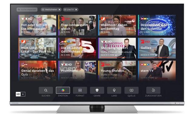 "Vestel integriert HD+ Service in ""eigenen"" UHD-Fernsehern"