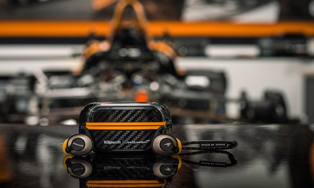 Formel 1-Power auf die Ohren: Klipsch und McLaren kooperieren