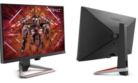 Neue BenQ MOBIUZ-Monitore perfekt auf Gamer abgestimmt