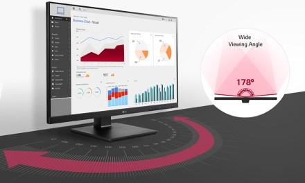 Ultrabreit oder ultrascharf – LGs Business-Monitore für alle Fälle