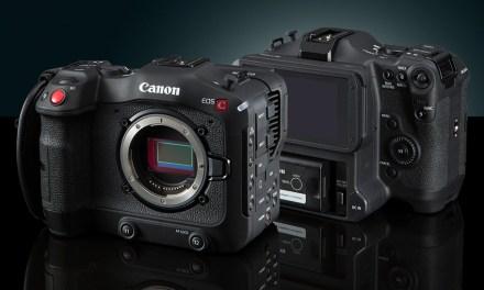 Canon präsentiert die erste EOS Cinema-Kamera mit RF-Bajonett