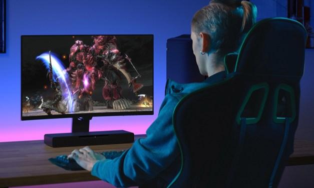 Neuer Sound-Slayer von Panasonic soll selbst ausgebuffte Gaming-Profis verzücken