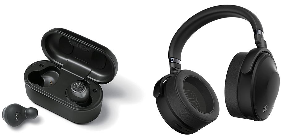 Yamaha und Qualcomm kooperieren eng: Drei neue Kopfhörer-Modelle für anspruchsvolle Musikfans