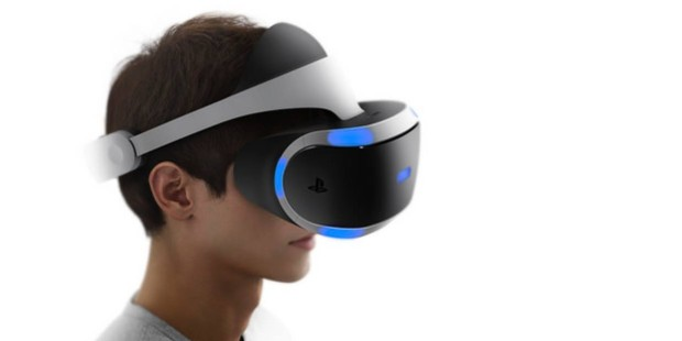 Project Morpheus: Sonys VR-Brille kommt 2016 mit OLED-Display