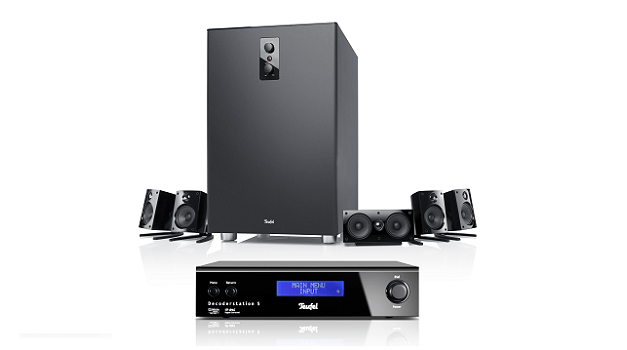 Teufel veröffentlicht neues 5.1-Soundsystem Concept E 450 Digital