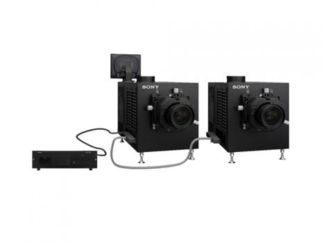 4K Digital Cinema: Doppel-Projektionslösung von Sony vorgestellt