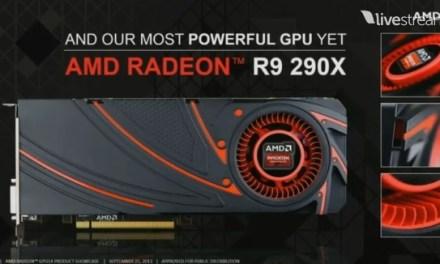 Neue AMD Grafikkarte R9 290X mit 4K-Unterstützung