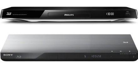 4K-Blu-Ray-Player: Philips BDP7700 und Sony BDP-S790