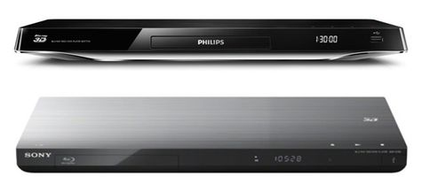 4K-Blu-Ray-Player: Philips BDP7700 und Sony BDP-S790