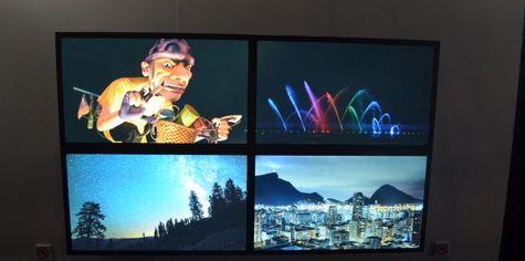 CEATEC In Japan: 8K-TV von Panasonic und 4K-IPS Hands-On