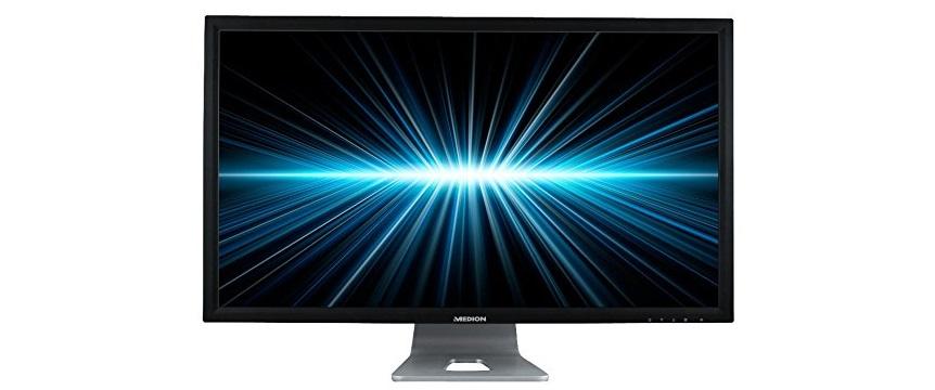 Medion X57199: 28 Zoll Ultra HD Monitor mit 60 Hz für 400 Euro