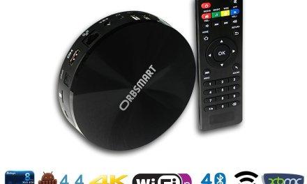 Orbsmart S82: Erster 4K-Mediaplayer mit Android und HDMI 1.4 verfügbar
