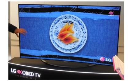 LG Ultra HD 4K und OLED TVs für 2015 scheinbar geleakt