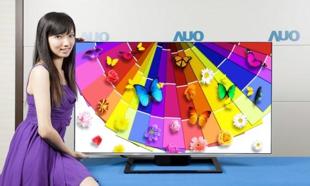 AU Optronics: 120 Hz 4K-Panels mit höherer Nachfrage