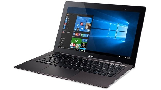 CES 2016: Acer Aspire Switch 12 S als 2-in-1-Tablet mit 4K-Display vorgestellt