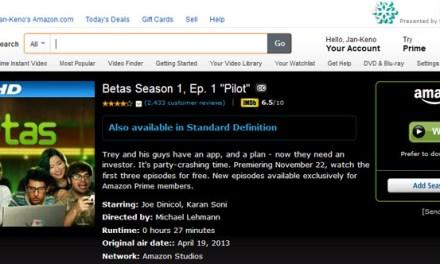 Amazon 4K-Streaming: Serien in Ultra HD kommen 2014