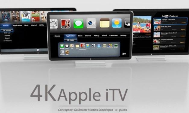 Apple HDTV: Release im Jahr 2016 geplant