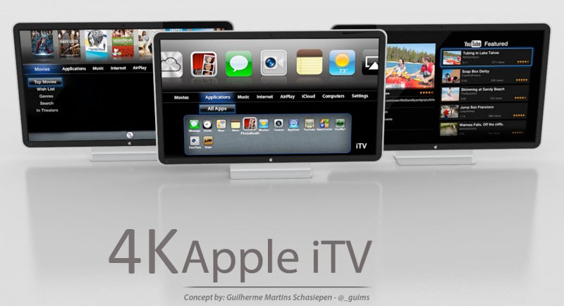Apple 4K-TV: Carl Icahn glaubt an Apples Dominanz