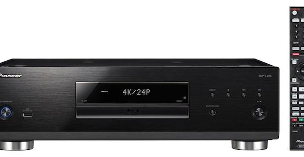 IFA 2014: Pioneer stellt 4K Blu-ray-Player BDP-LX58 & BDP-LX88 vor