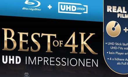 """""""Best of 4K"""": Busch Media erweitert UHD-Filmsortiment"""