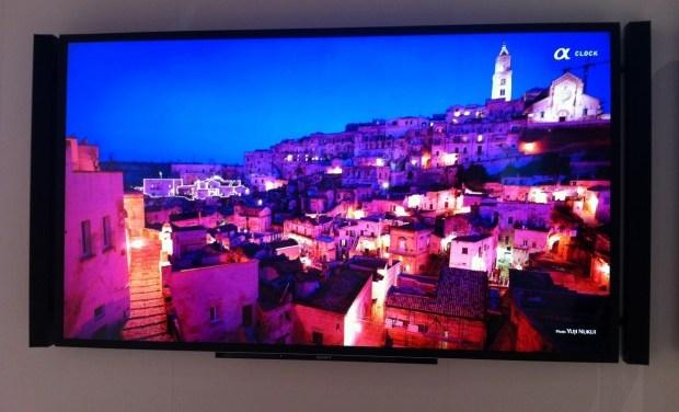 Sony: Ultra HD Fernseher Bravia KD-84X9005 in Deutschland offiziell auf dem Markt
