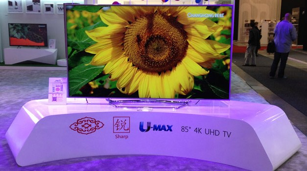 Changhong Ultra HD Fernseher auf der IFA 2013 [inkl. Eyes On Video]