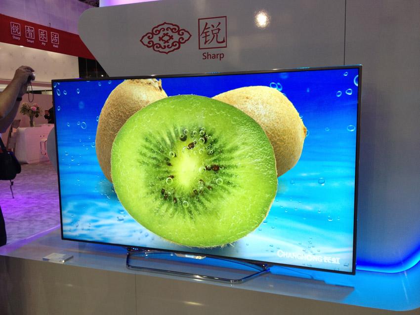Ultra HD-Fernseher ziehen immer mehr Interesse auf sich