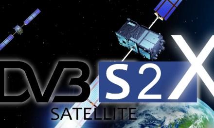 DVB-S2X-Standard: Erste Übertragung in Ultra HD geplant
