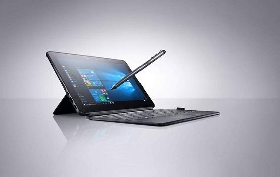 CES 2016: Dell Latitude 12 7000: 4K 2-in-1-Tablet vorgestellt