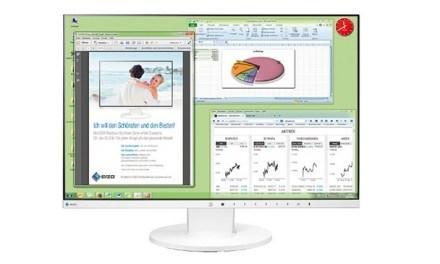 Eizo FlexScan EV3237WFS3: Monitor mit 31.5 Zoll und 4K-Auflösung