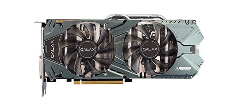 Galax GeForce GTX 970 Exoc Black Edition: Schnelle 4K-Grafikkarte