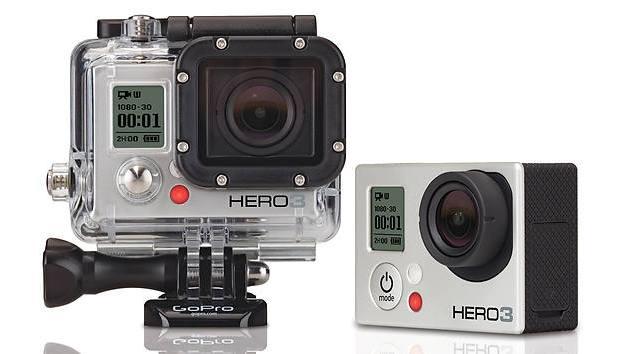GoPro Hero 4: 4K-Videoaufnahme mit 30fps geplant