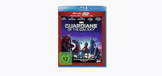 """Guardians of the Galaxy 2"" Dreharbeiten in 8K sind gestartet"
