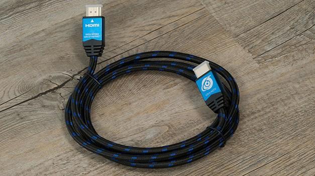 Ultra HDTV 2m 4K HDMI-Kabel morgen im Angebot