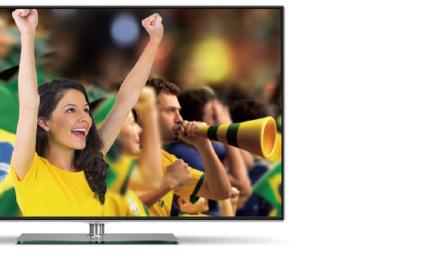 Hisense 42K680: 4K-TV für 799 Euro zur WM 2014