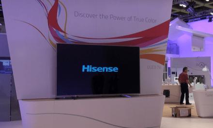 IFA 2014 –Hisense: 4K, ULED vs. OLED & Co.