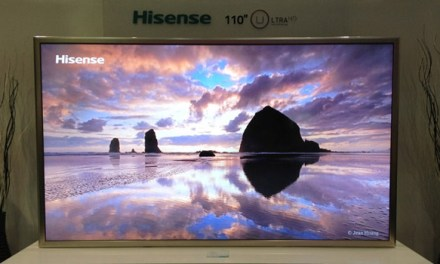 Hisense XT900: 110 Zoll Ultra HD-Fernseher vorgestellt [inkl. Eyes On Video]