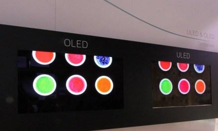 OLED vs. ULED: Hisense zeigt OLED-Ersatz mit LCD-Technik
