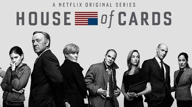 House of Cards: Staffel 3 in 4K angekündigt