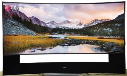 LG stellt 12 neue 4K Fernseher für 2014 auf der CES vor