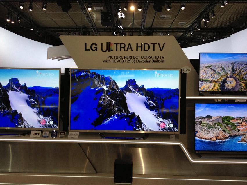 LG: Aggressives Wachstum durch Ultra HD-Fernseher