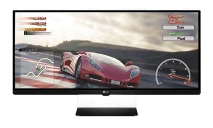 CES 2015: LG stellt weltweit ersten AMD FreeSync 21:9 Monitor vor