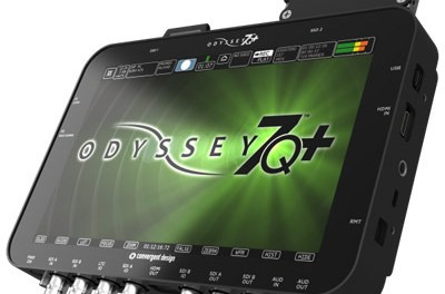 Odyssey 7Q+: Neuer Convergent Design Recorder mit 4K/UltraHD