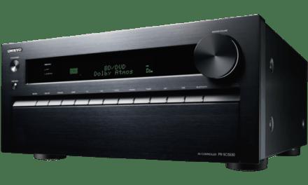 Onkyo: Drei High End AV-Komponenten mit Dolby Atmos vorgestellt