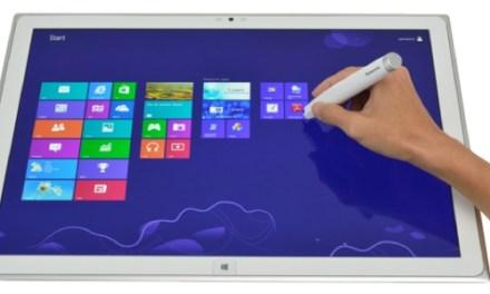 Panasonic 4K Tablet: Hersteller nennt Spezifikationen des 20 Zoll Tablets im Detail