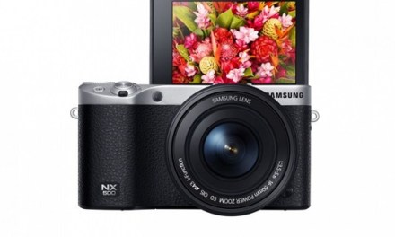 Samsung NX500: 4K-Kamera mit 28 Megapixel