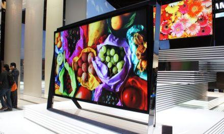 Hands On: Samsung S9 85-Zoll Ultra HD TV [Video]