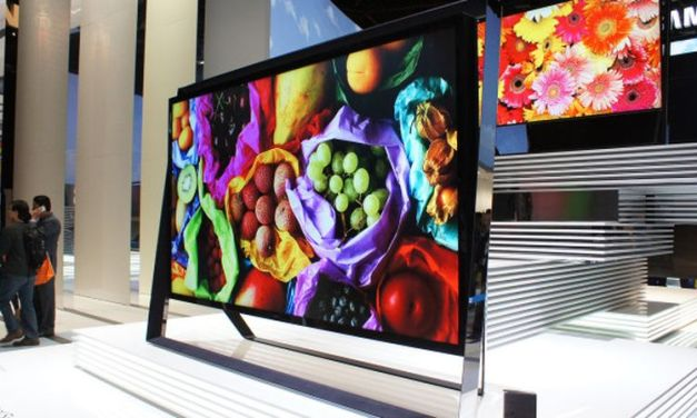 Hands On: Samsung S9 85-Zoll Ultra HD TV [Video]