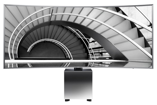 Samsung: Neuer Curved SUHD TV U82S9W für IFA 2015