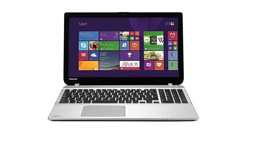 Toshiba Satellite P50t-B-10T: Notebook mit 4K-Display und Intel i7-4710HW